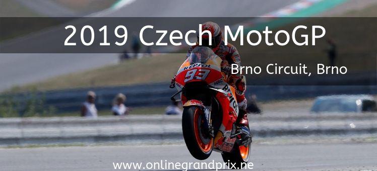 Czech MotoGP Live Stream