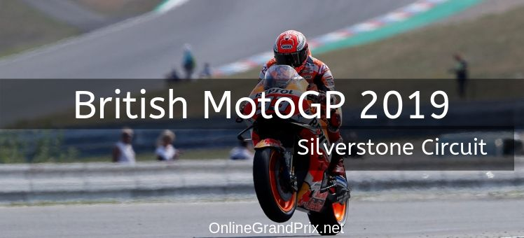 MotoGP British Grand Prix Live Stream