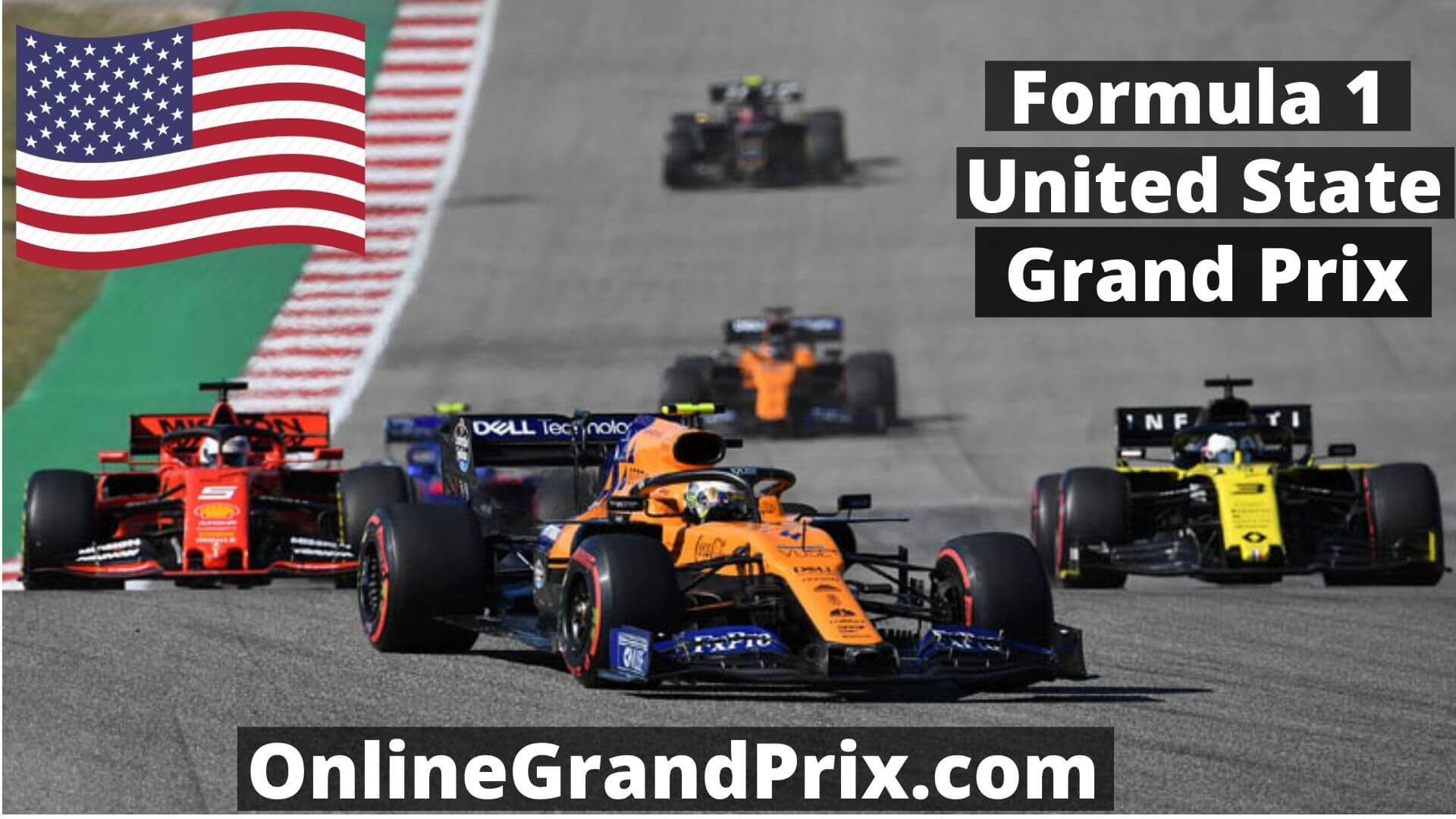 2015 United States Grand Prix Online