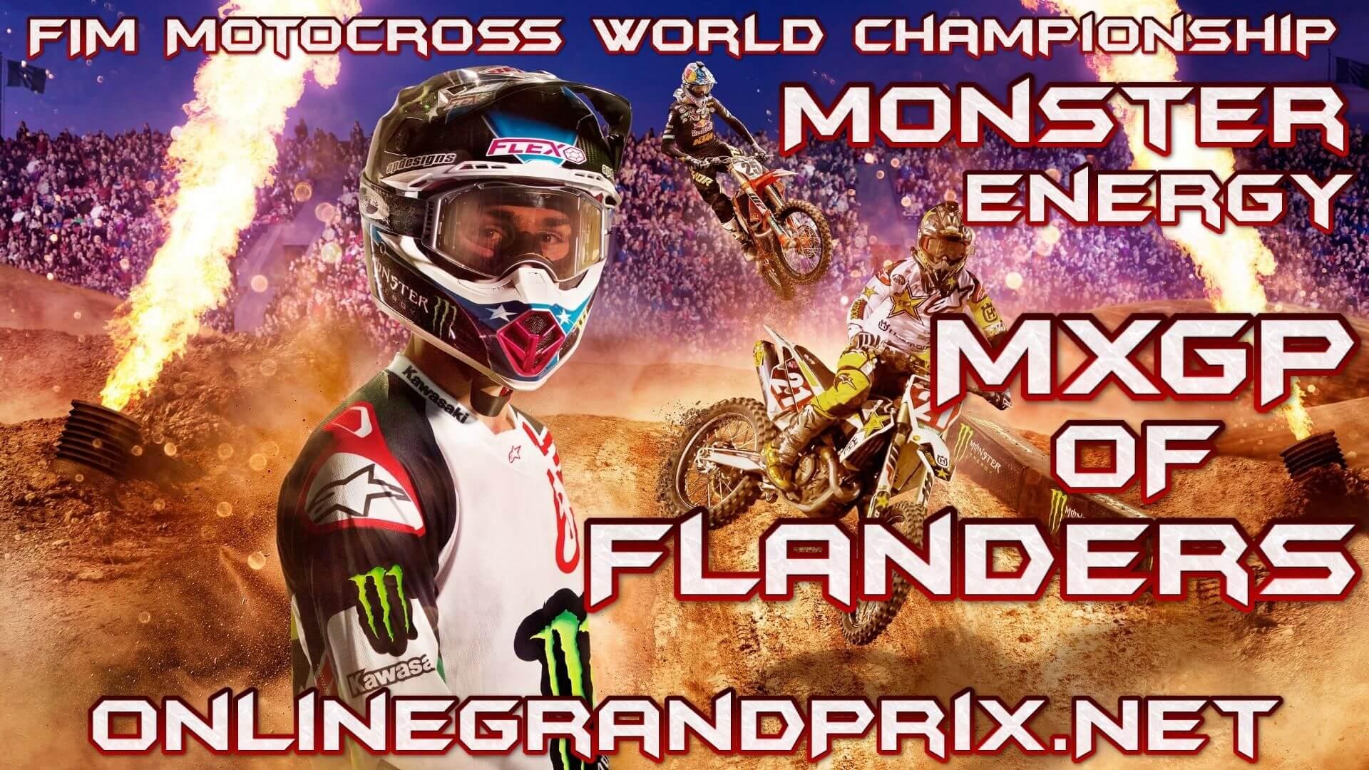 MXGP Flanders at Belgium Live Stream