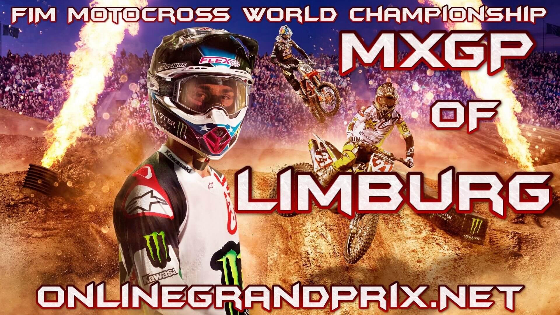 MXGP Limburg at Belgium Live Stream