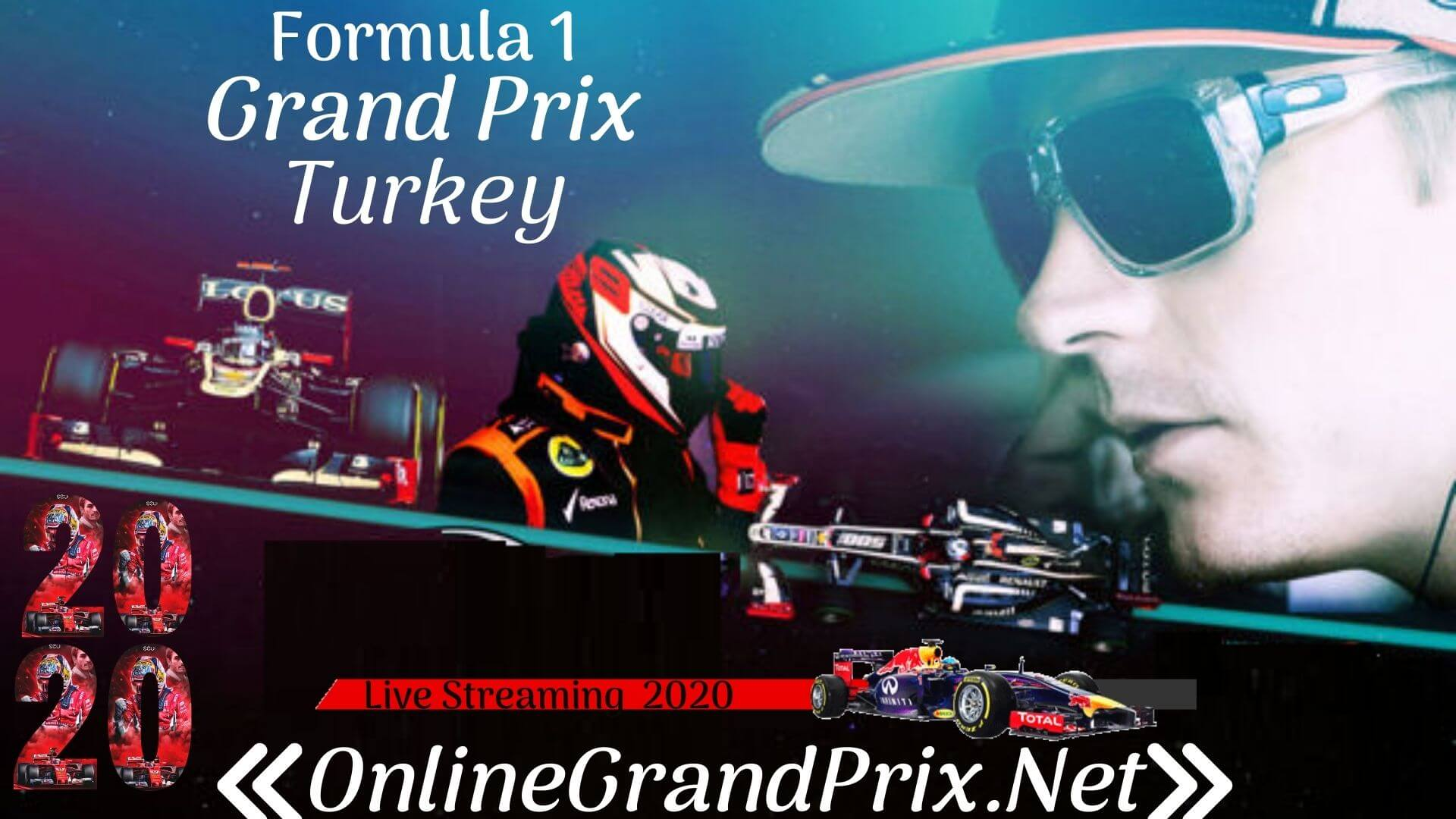 Formula 1 Turkish Live Stream Race Replay