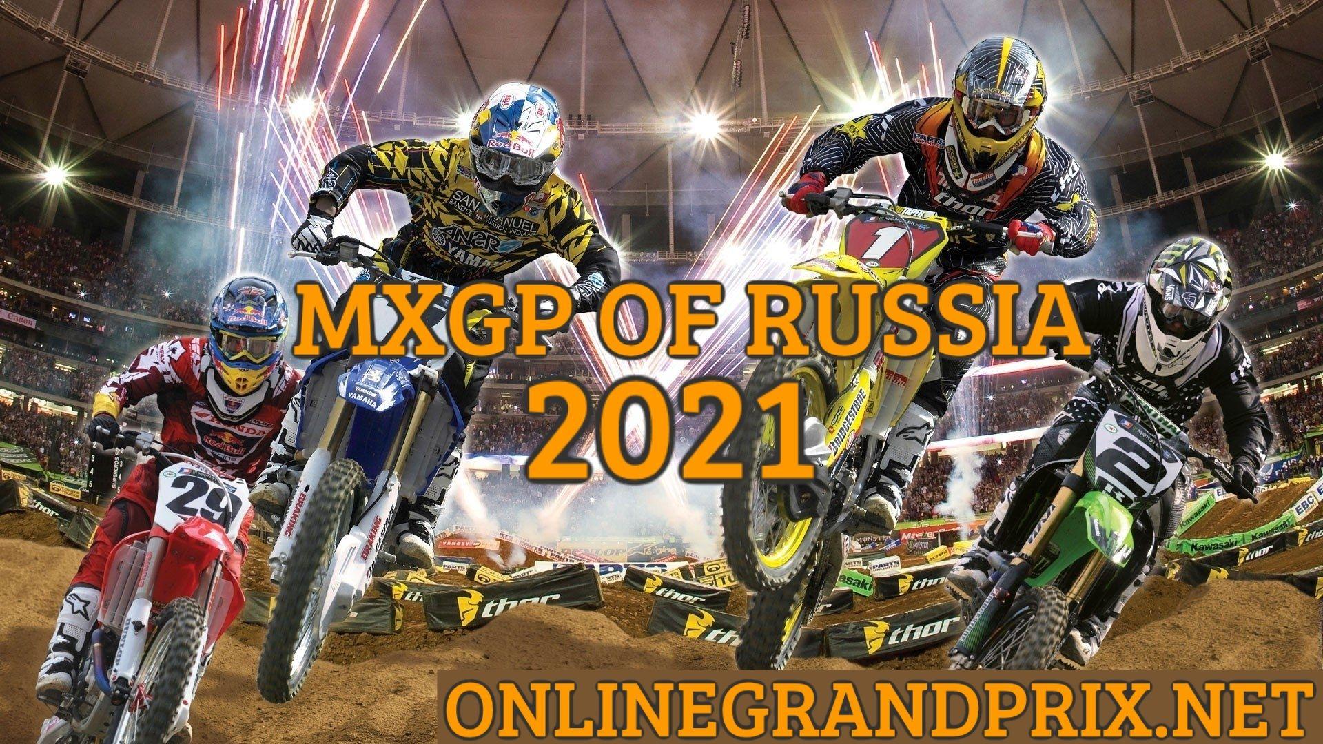 Motocross Russian Grand Prix Live Stream