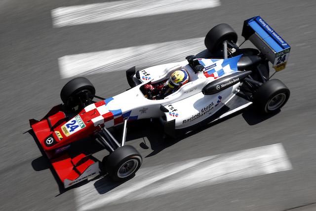 F3 2016 Grand Prix de Pau Race Live