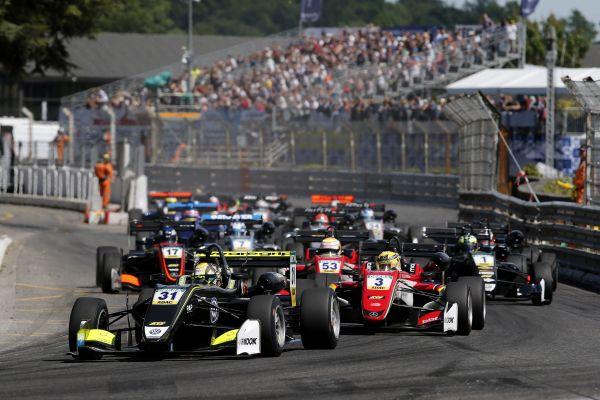 FIA Formula 3 European GP Pau Live