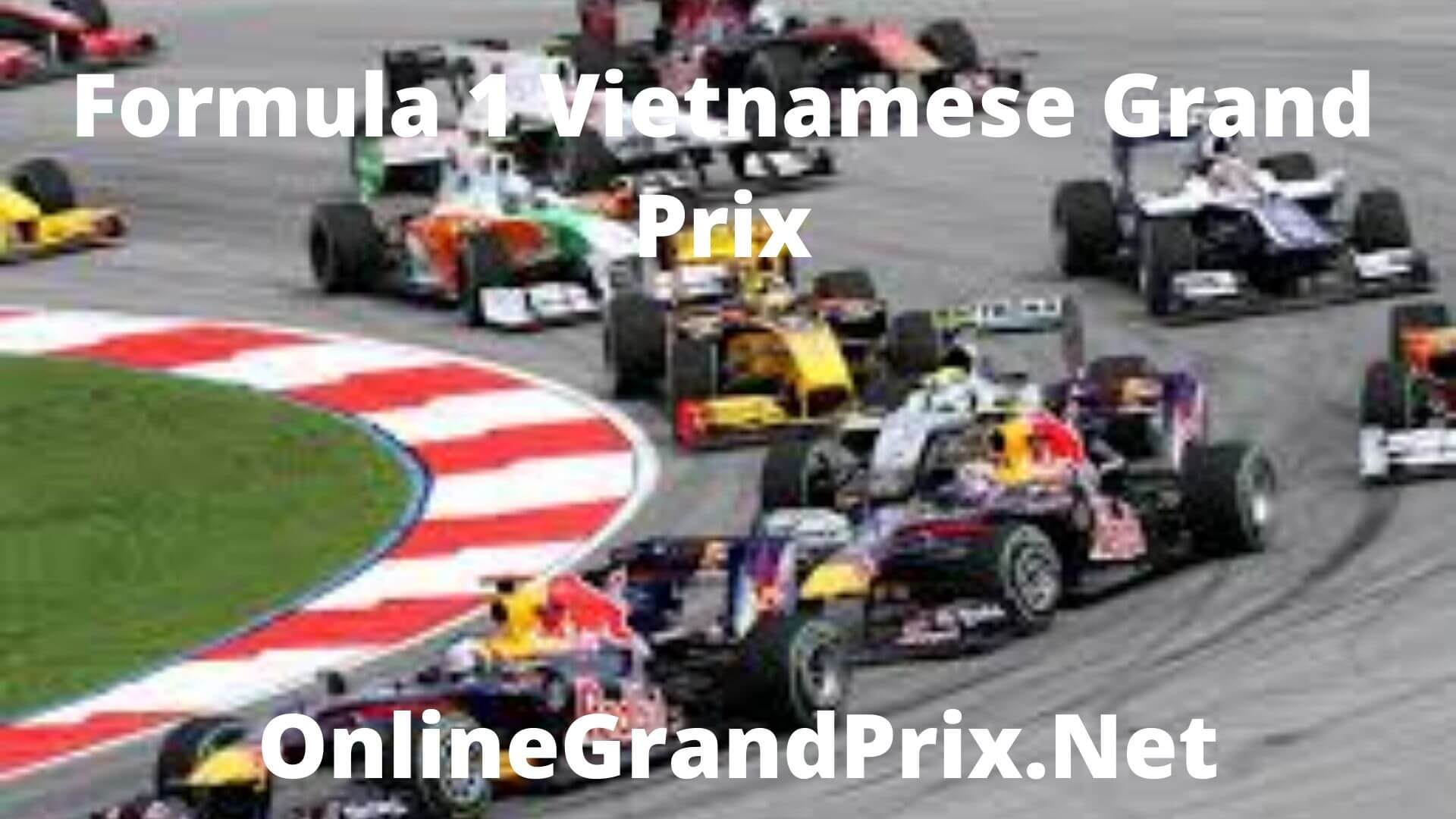F1 Qualifying Vietnamese GP Live Stream 2020
