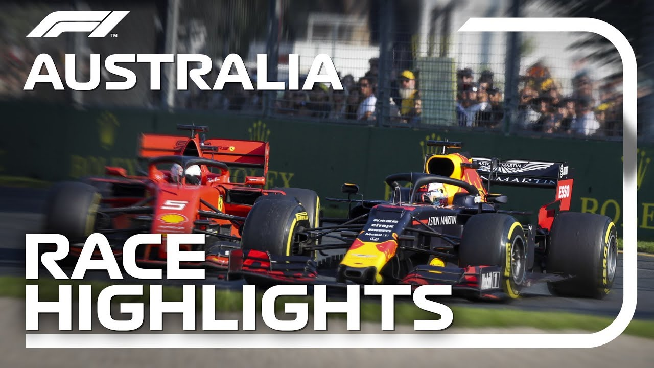 Formula 1 Australia GP Race Highlights 2019 Race Replay