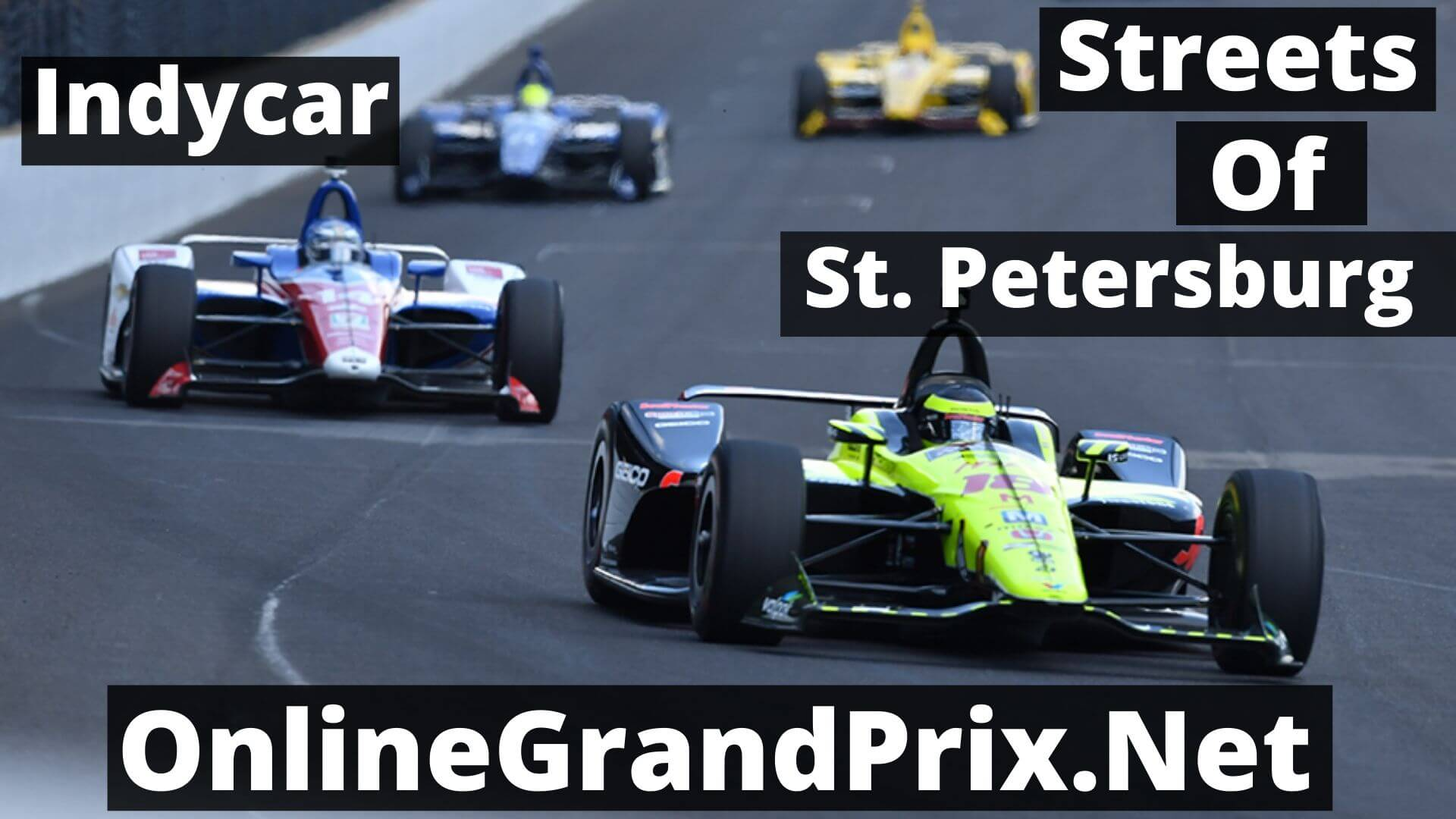 Firestone GP of St. Petersburg Live Stream 2020 | Indycar