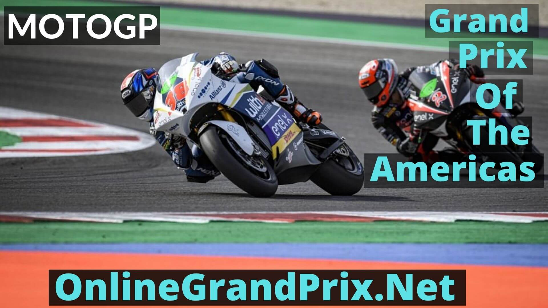 Grand Prix of The Americas Live Stream 2020 | MotoGP