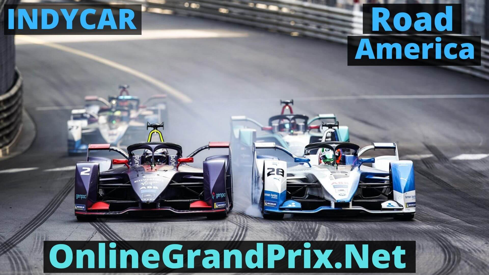 Rev Group GP at Road America Live Stream 2020 | Indycar