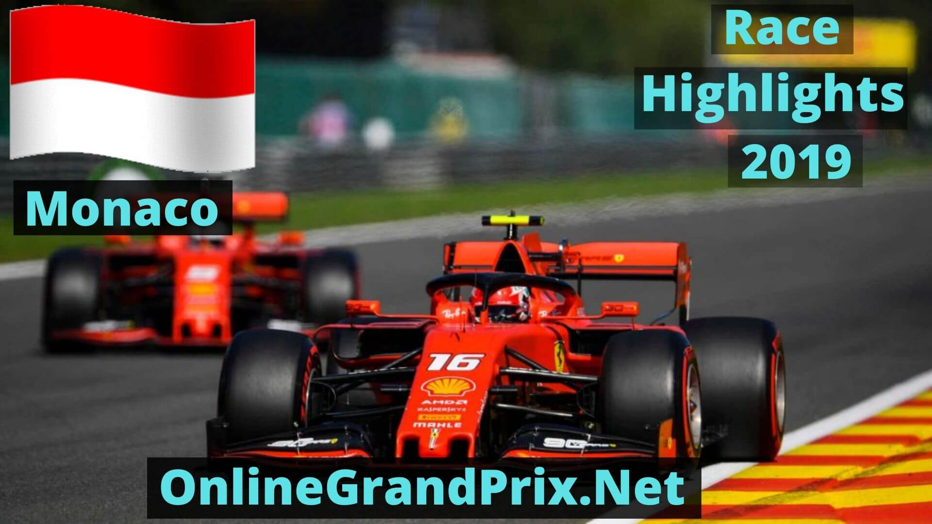 Formula 1 Monaco GP Race Highlights 2019 Race Replay