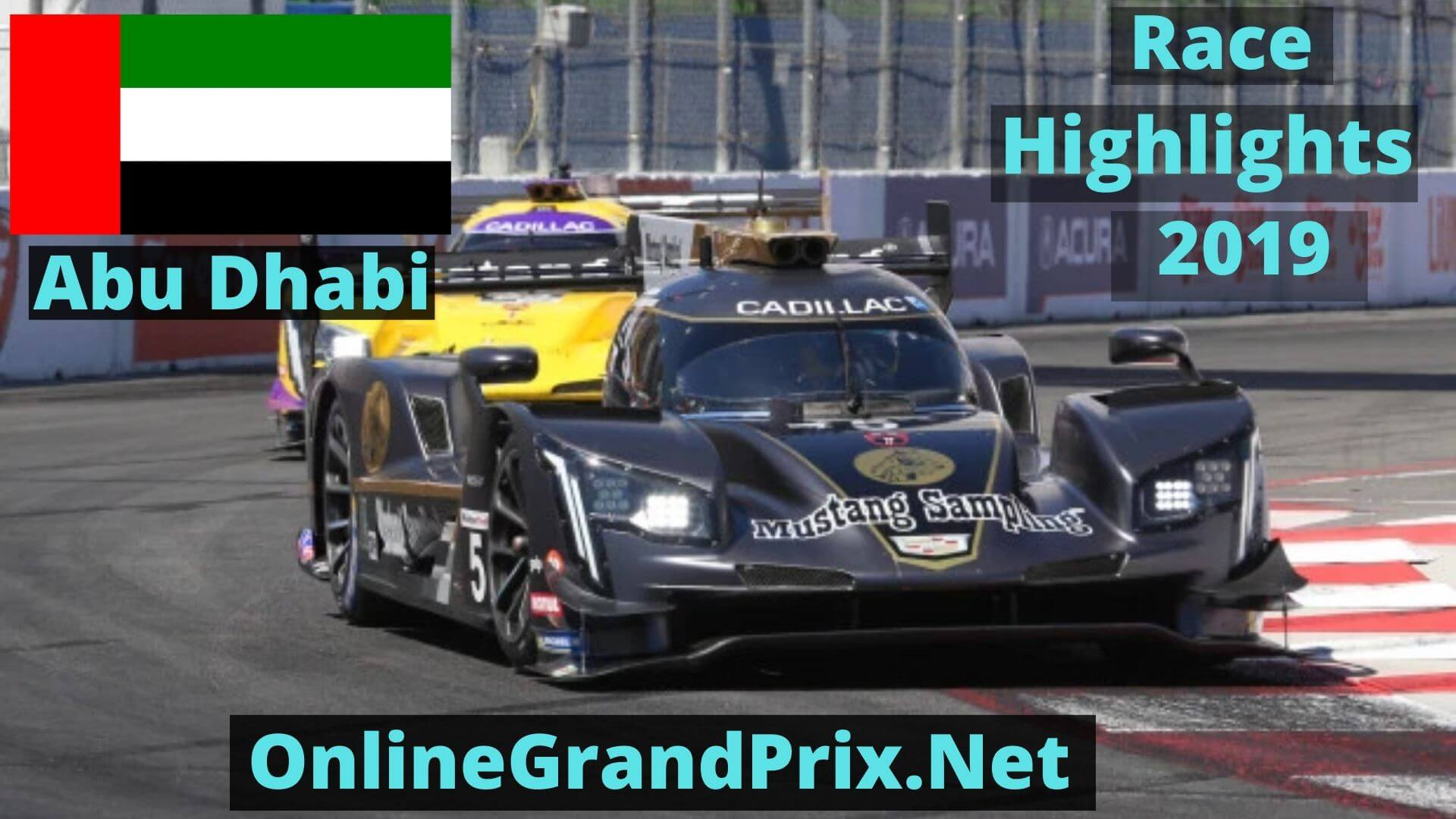 Formula 1 Abu Dhabi GP Race Highlights 2019 Race Replay
