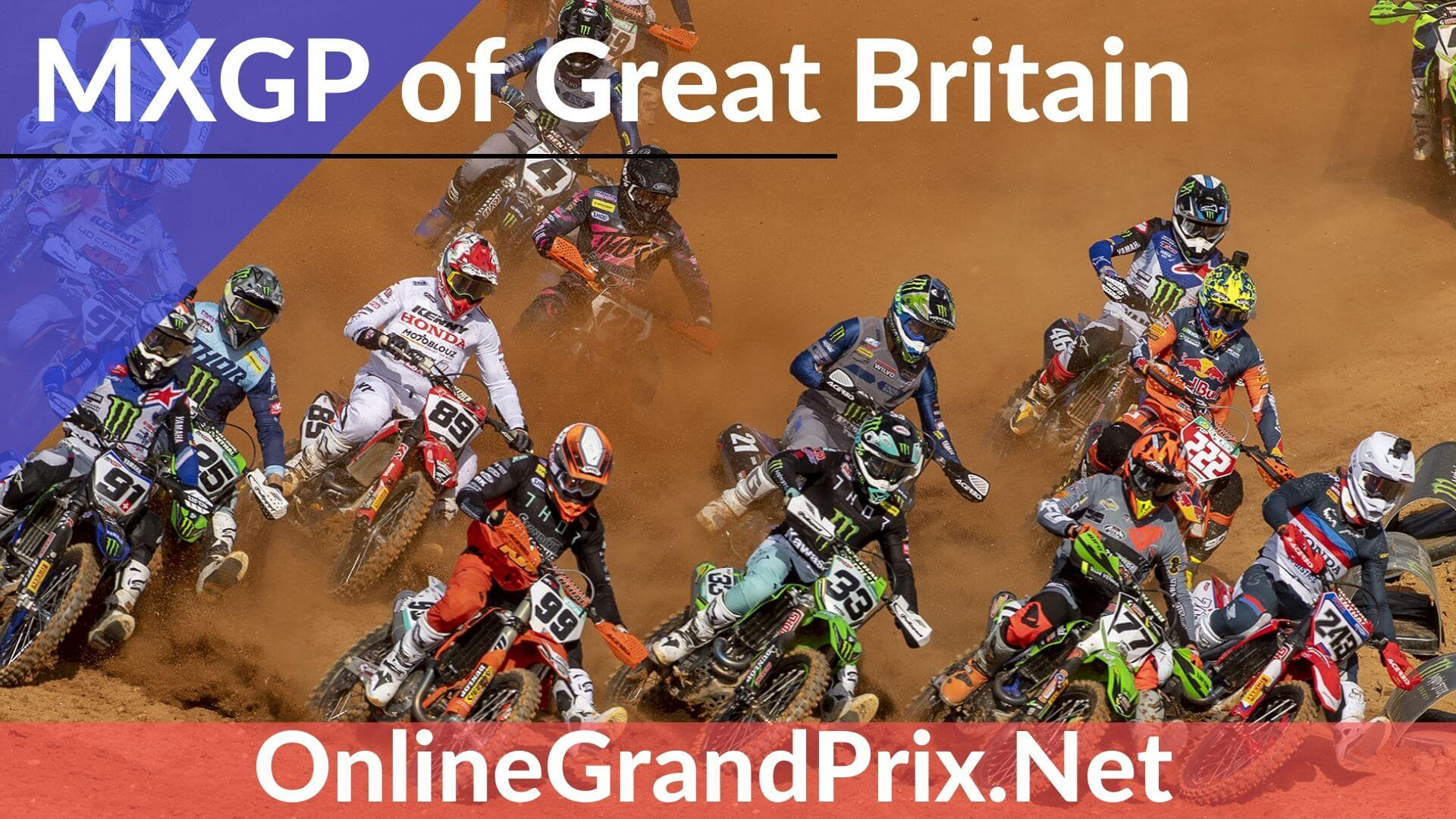 British MXGP Live Stream 2020 | FIM MotoCross WC