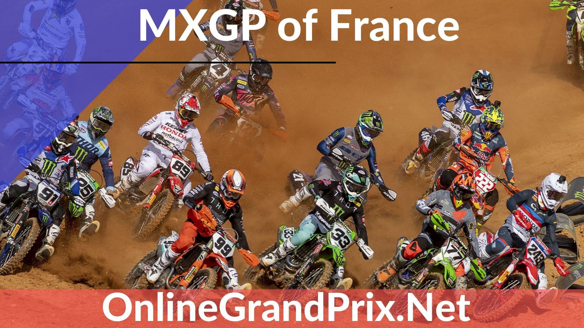 France MXGP Live Stream 2020 | FIM MotoCross WC