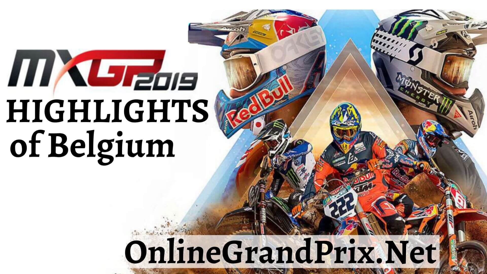 MXGP of Belgium Highlights 2019