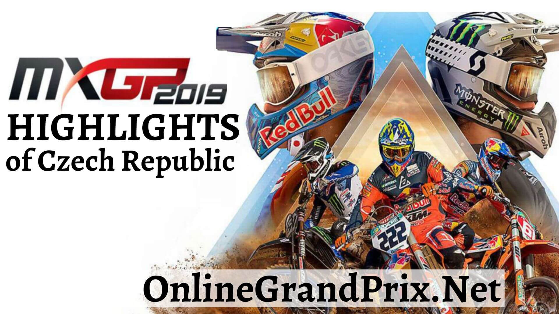 MXGP of Czech Republic Highlights 2019