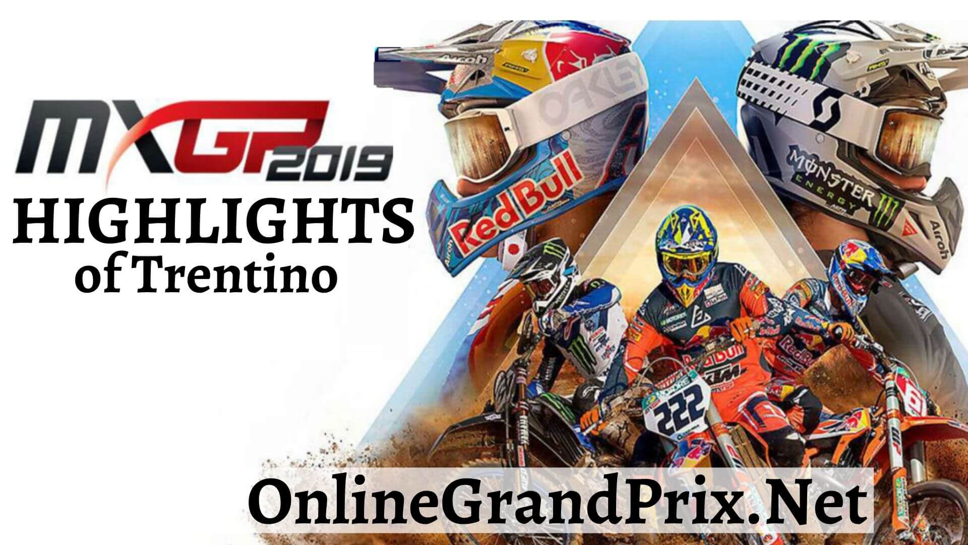 MXGP of Trentino Highlights 2019
