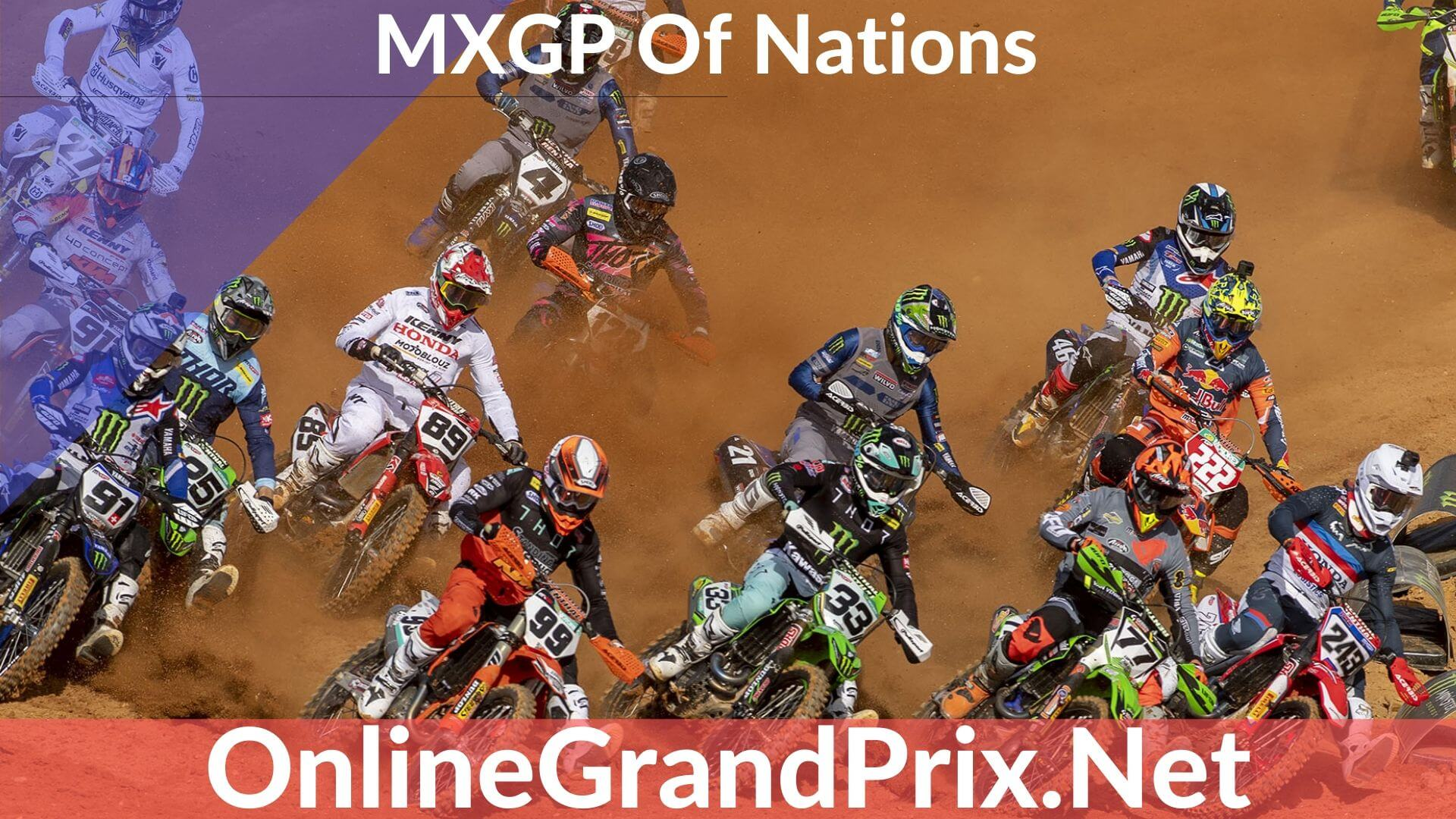 Nations MXGP Live Stream 2020 | FIM MotoCross WC