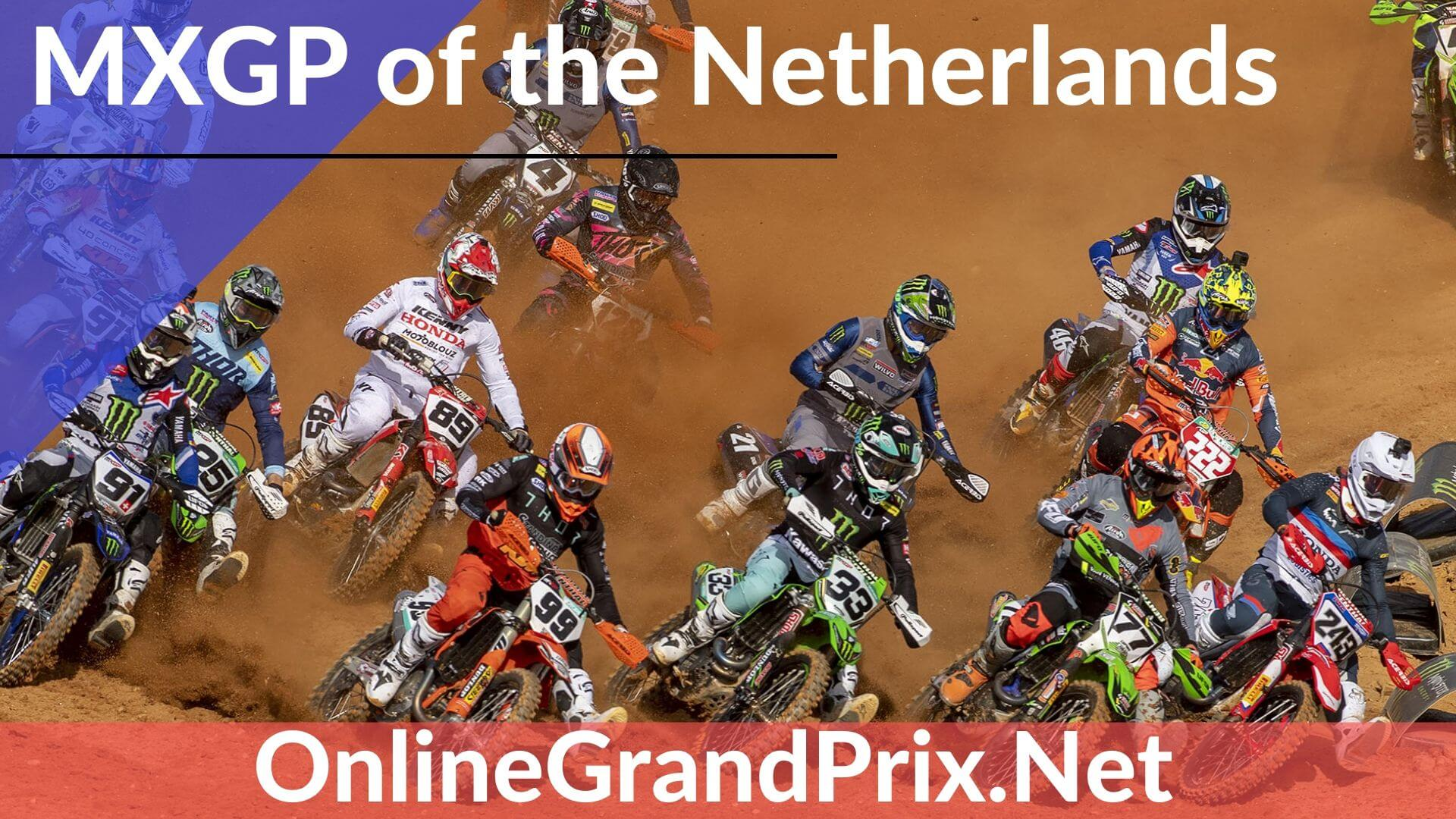 Netherlands MXGP Live Stream 2020 | FIM MotoCross WC