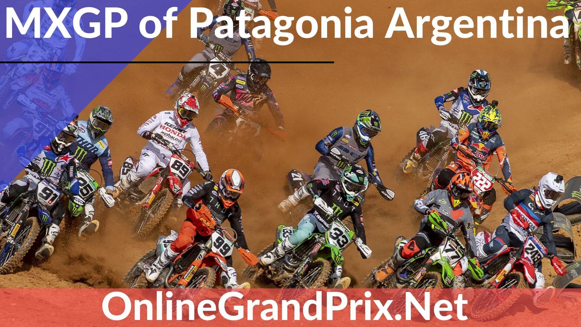 Patagonia Argentina MXGP Live Stream 2020 | FIM MotoCross WC