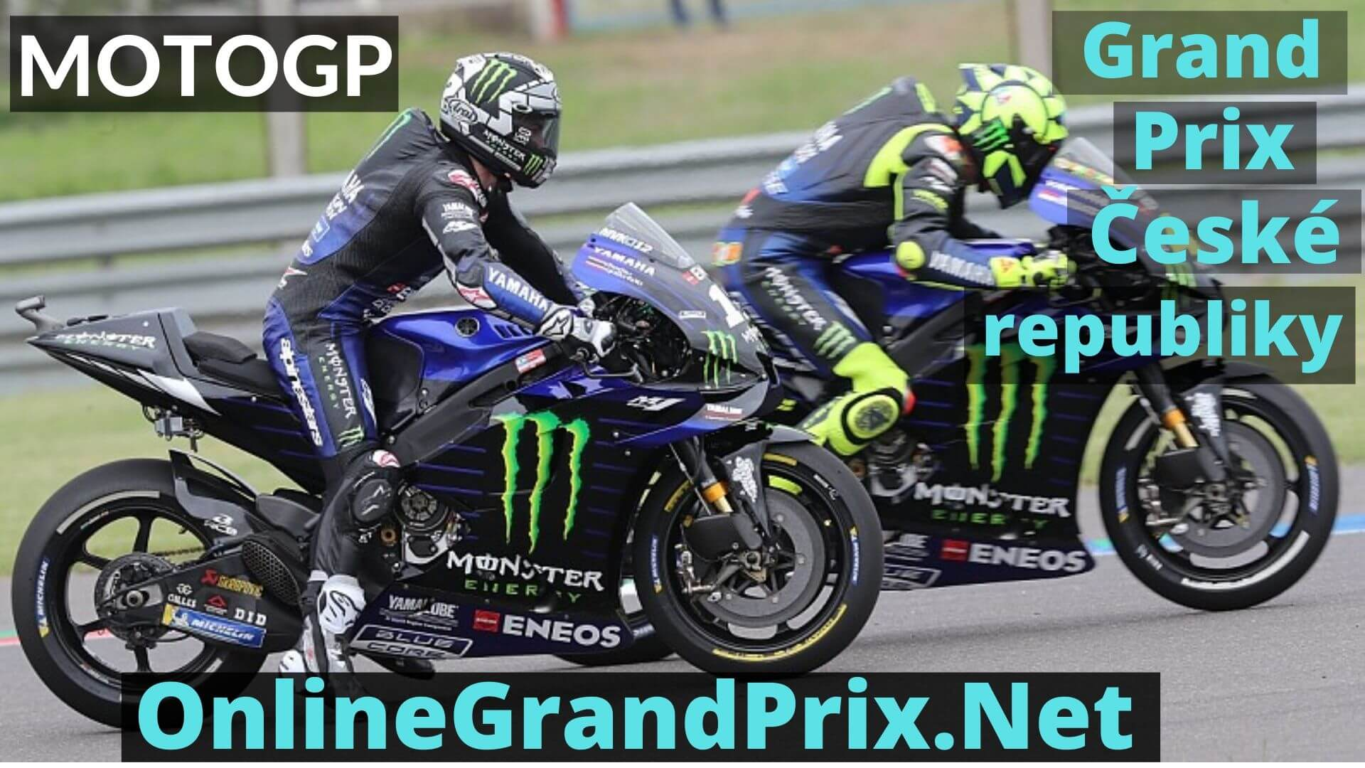 Grand Prix Ceskre republiky Live Stream 2020 | MotoGP