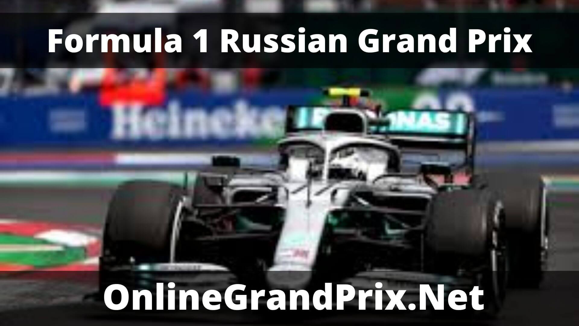 F1 Practice 1 Russian GP Live Stream 2020
