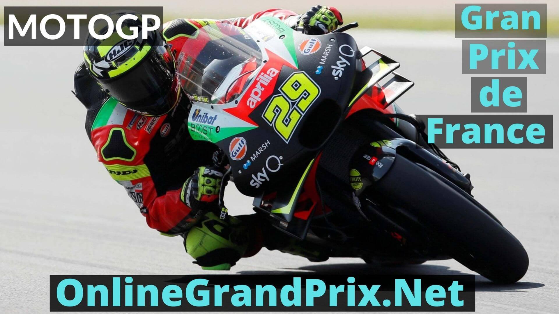 Grand Prix de France Live Stream 2020 | MotoGP