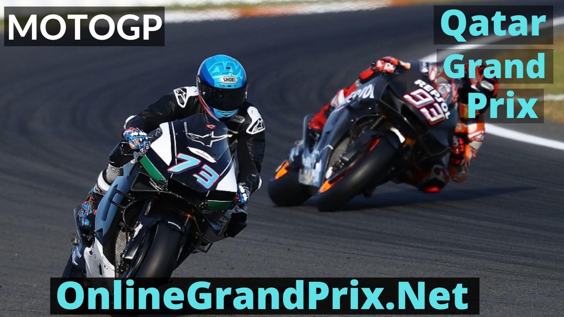 Qatar MotoGP Live Stream 2021 | Full Race Replay