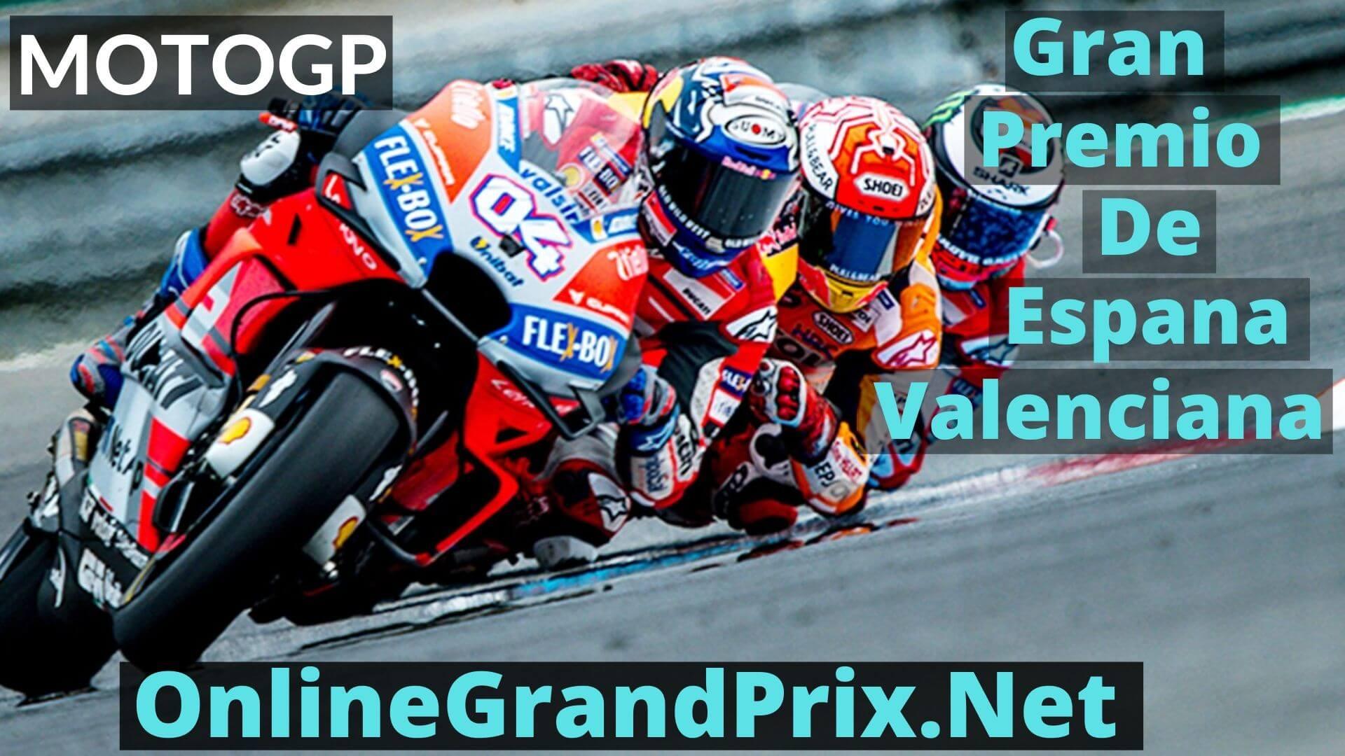 Gran Premio de Espana Live Stream 2020 | MotoGP