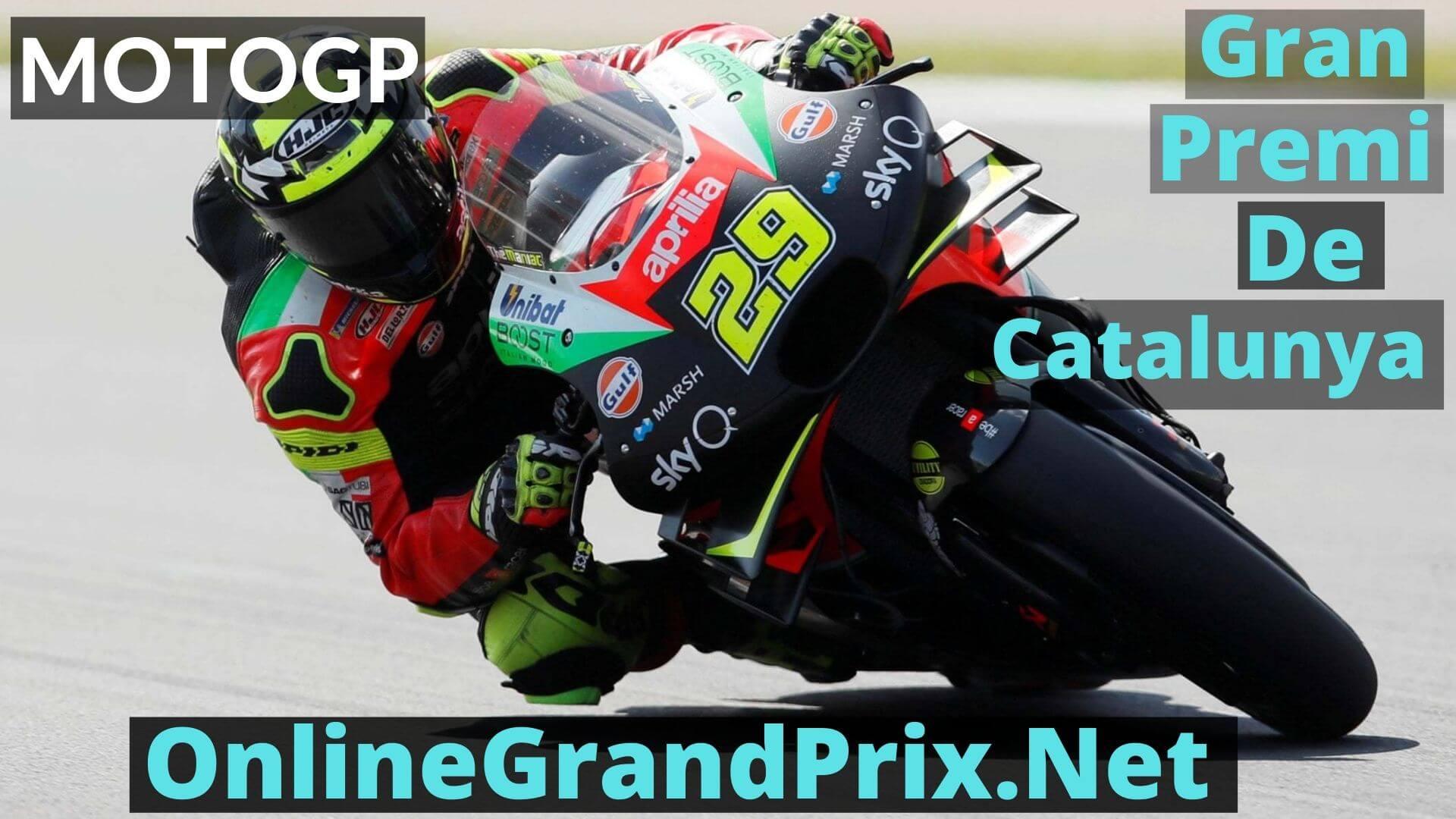 Gran Premi de Catalunya Live Stream 2020 | MotoGP