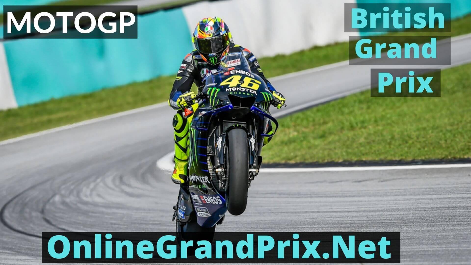 British Grand Prix Live Stream 2020 | MotoGP