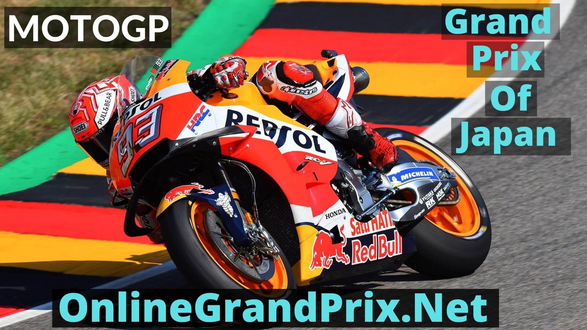 Grand Prix of Japan Live Stream 2020 | MotoGP