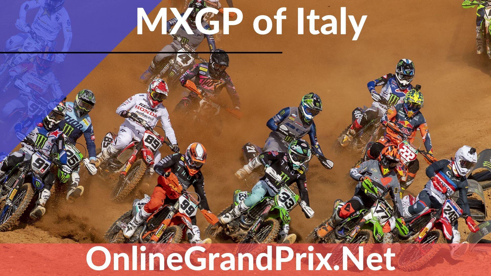 Italy MXGP Live Stream 2020 | FIM MotoCross WC