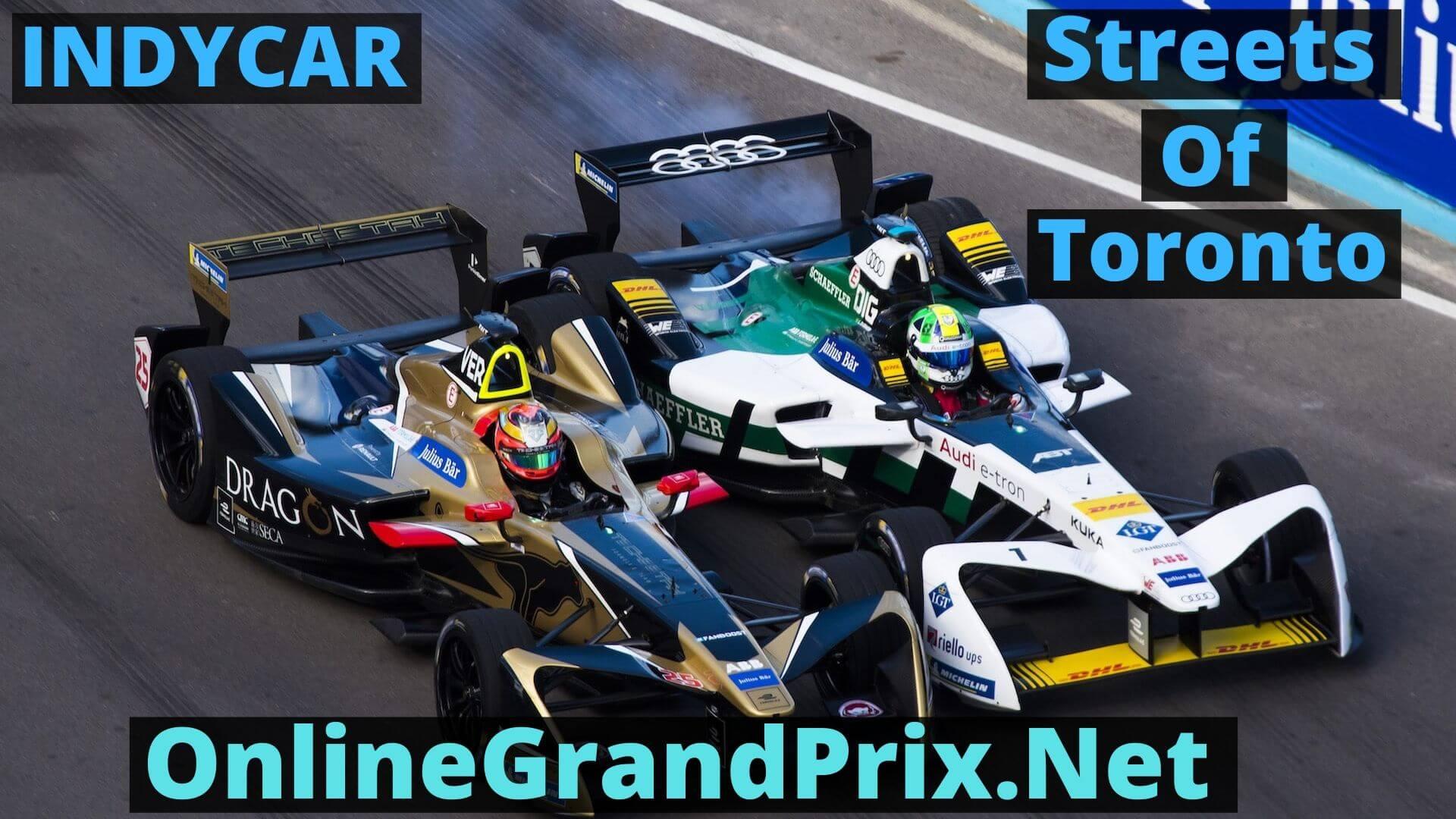 Honda Indy Toronto Live Stream 2020 | Indycar