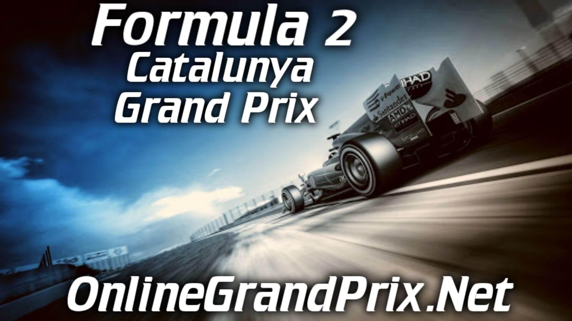 Catalunya F2 Grand Prix Live Stream 2020 | Race 1:Full Race Replay