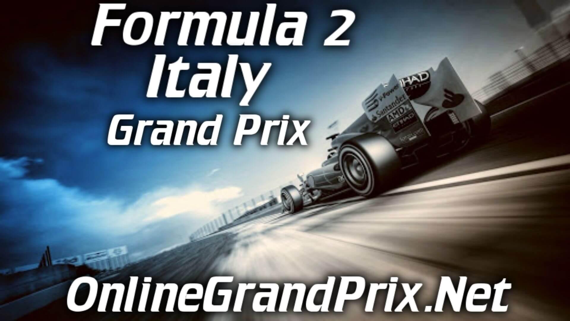 Italy F2 Grand Prix Live Stream 2020 | Race 2: Full Race Replay