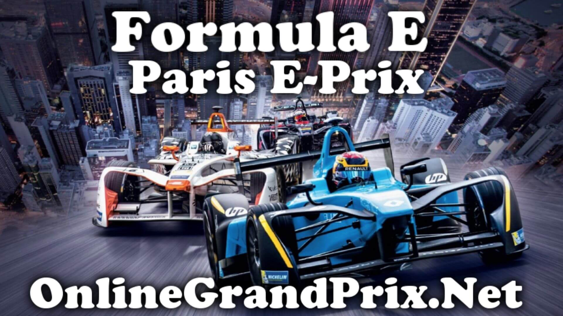 Paris EPrix FE Live Stream 2020 | Full Race Replay