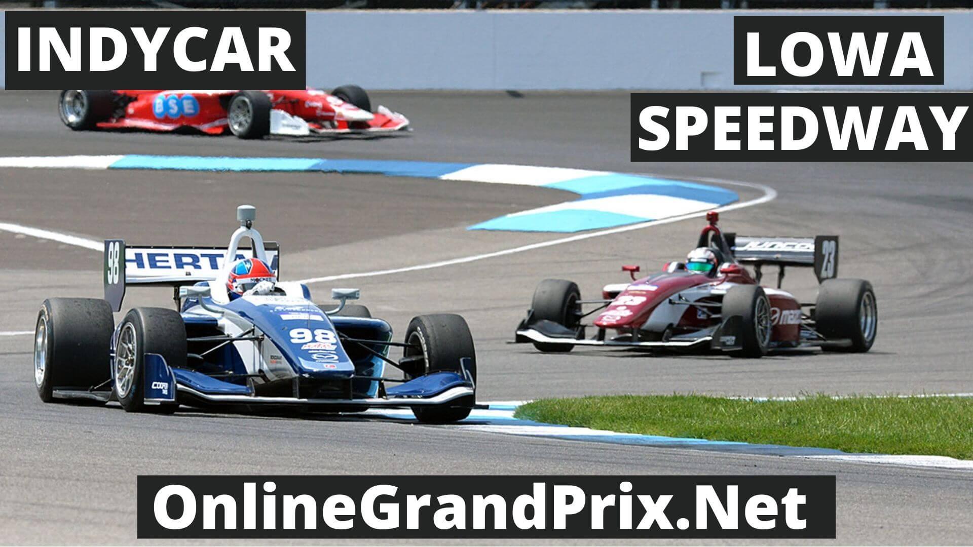 Lowa INDYCAR 250S Race 1 Live Stream 2020 | Indycar