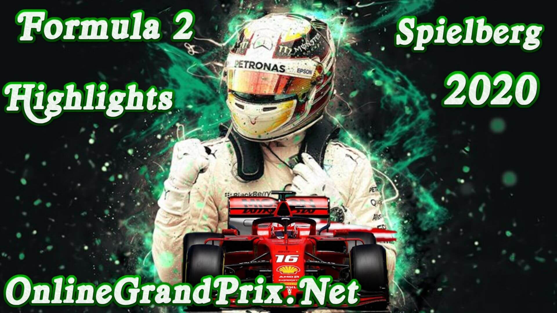 Spielberg GP Round 2 F2 Highlights 2020