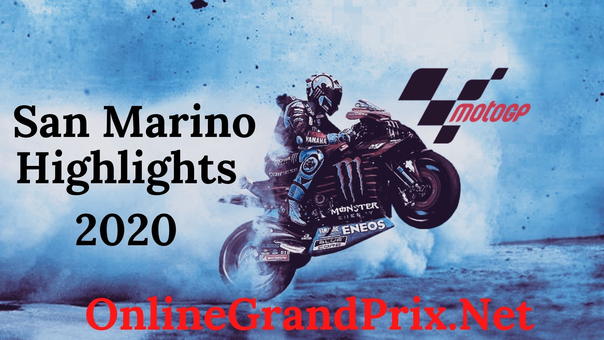 San Marino MotoGP Highlights 2020