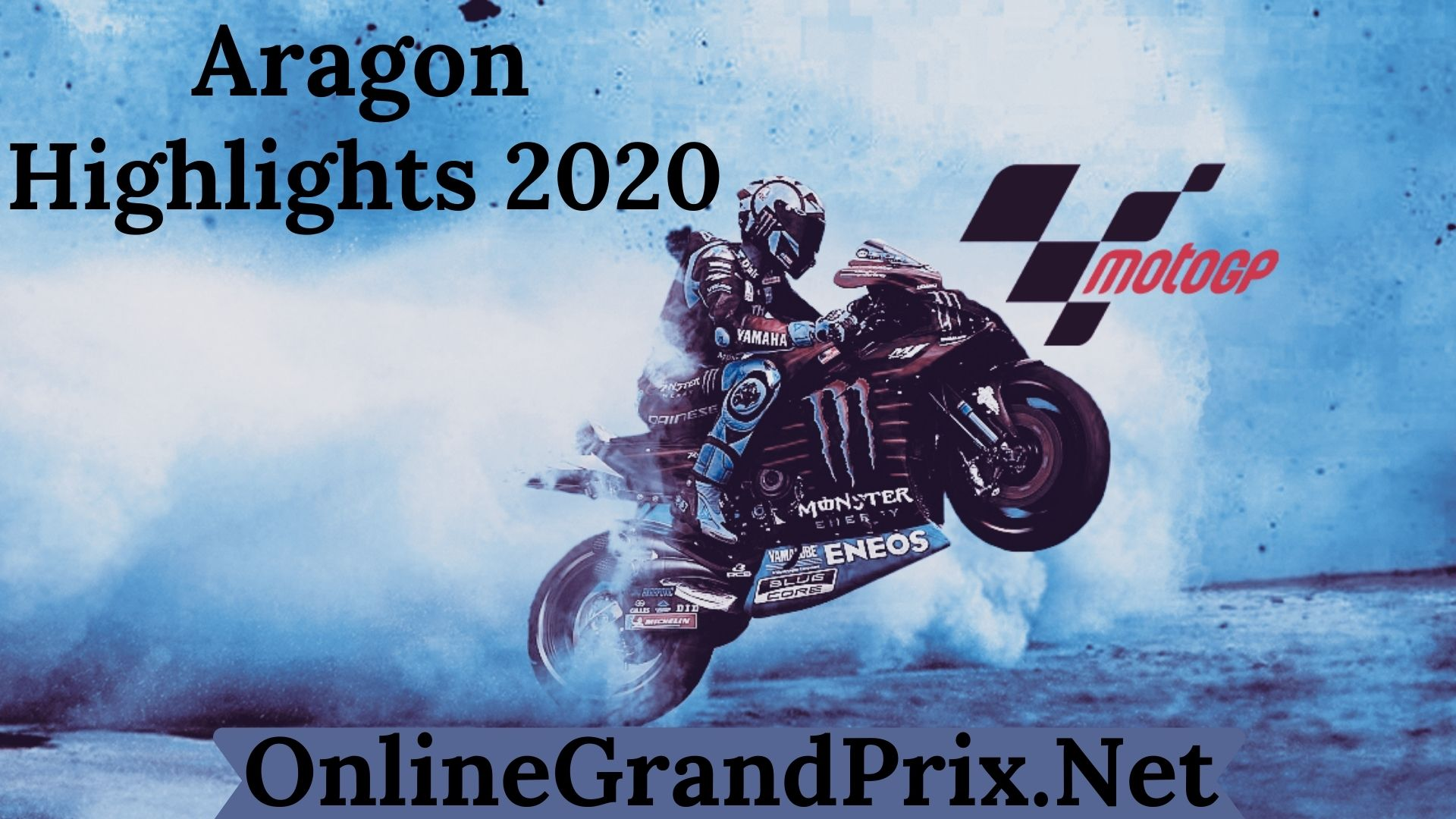 Aragon MotoGP Highlights 2020