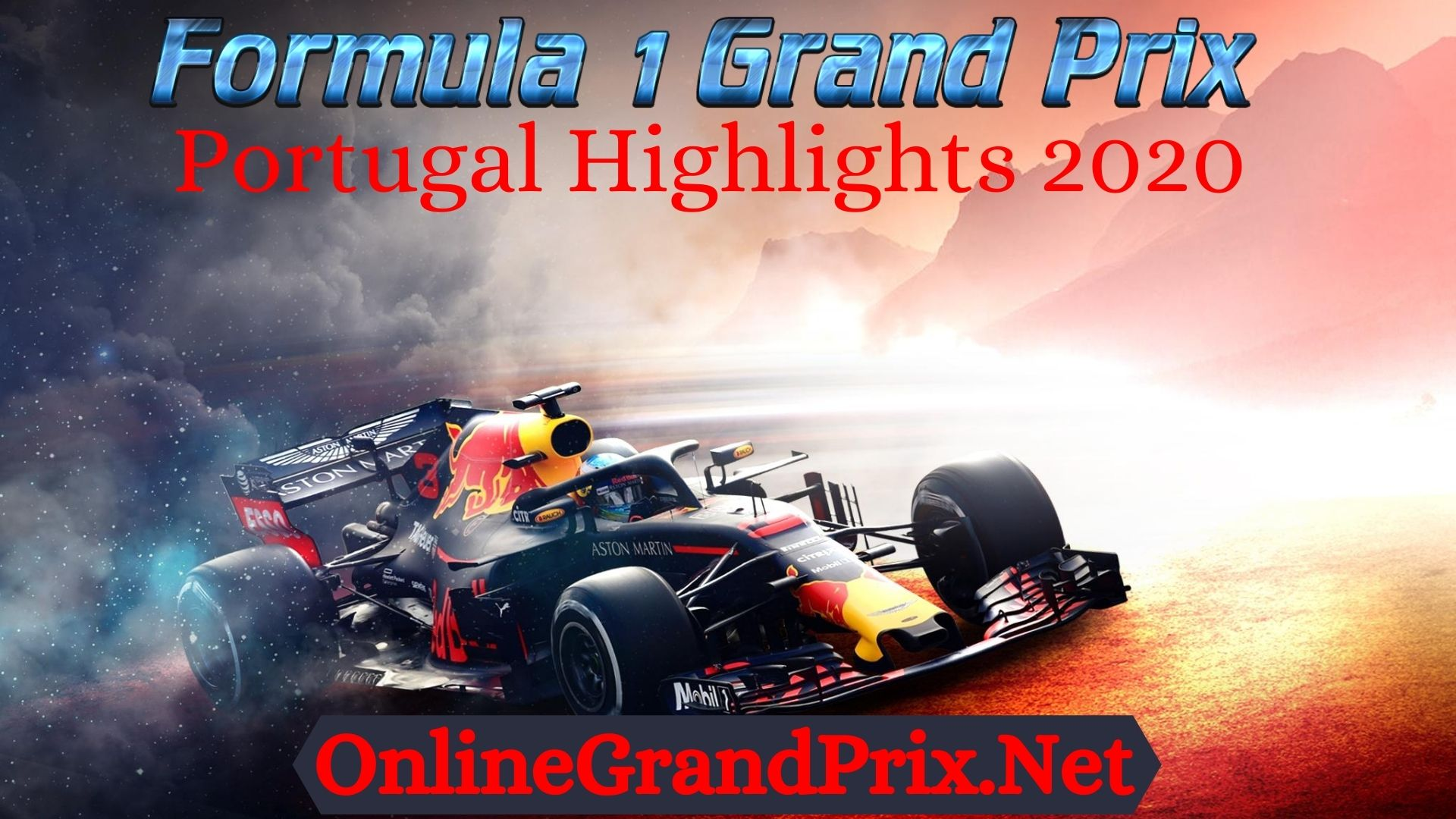 Portugal GP F1 Highlights 2020