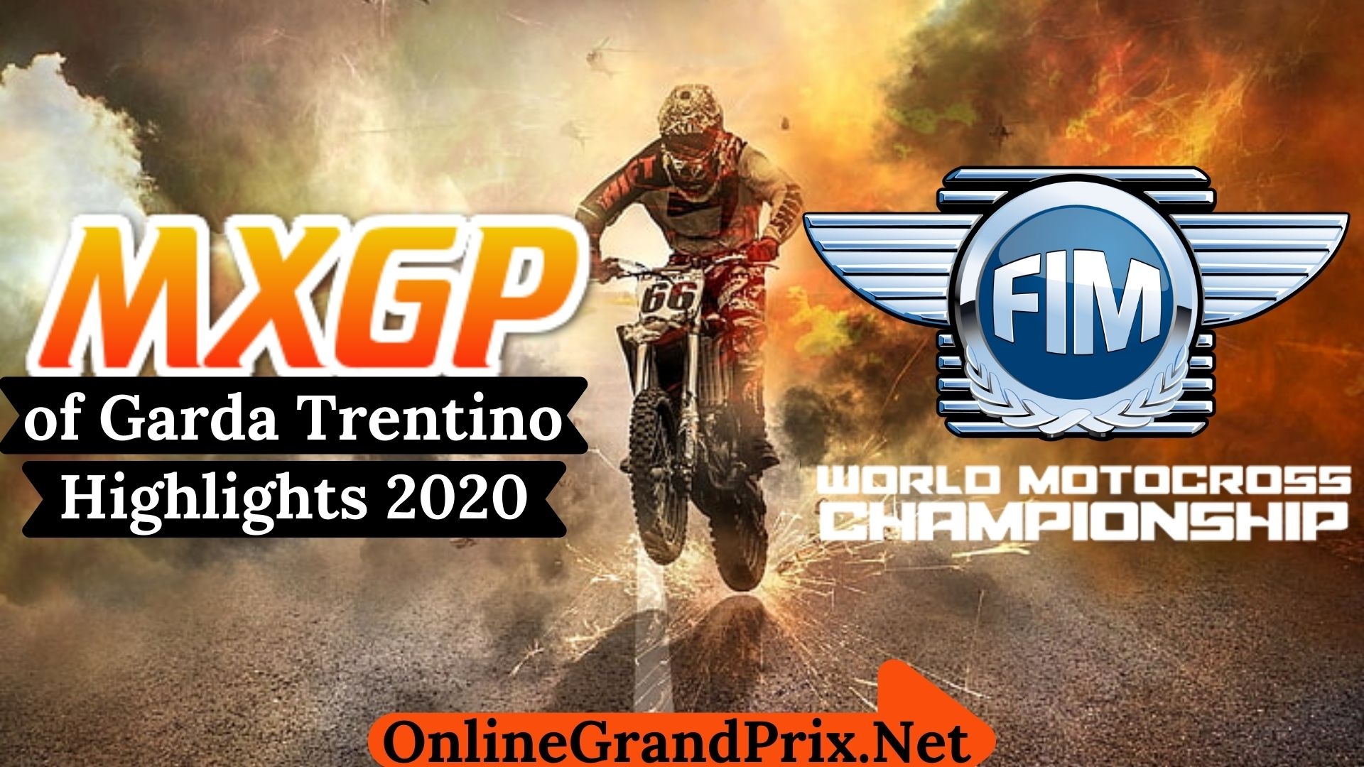 MXGP of Garda Trentino Highlights 2020