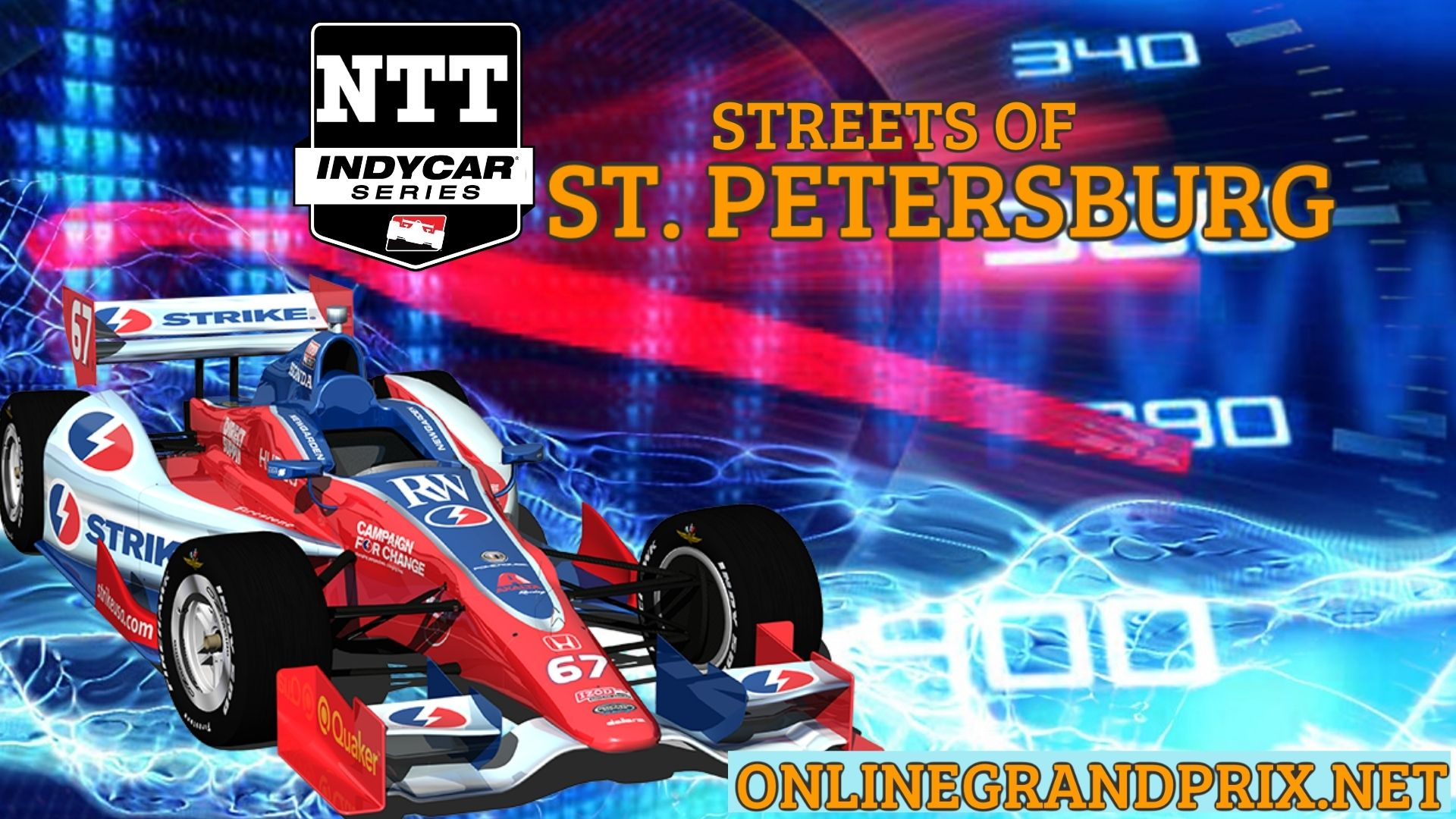 Streets Of St. Petersburg Live Stream 2021 | INDYCAR