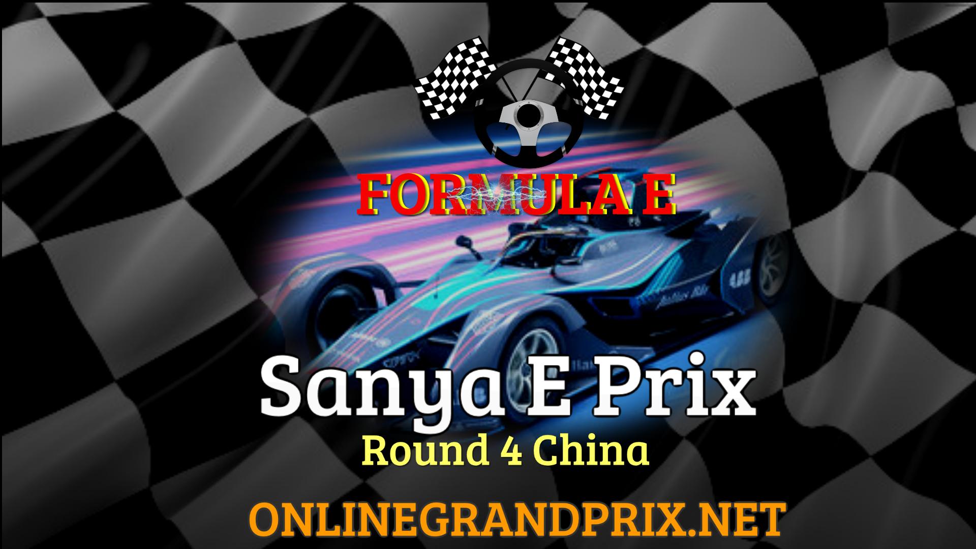 Formula E Sanya E Prix 2021 Live Stream RD 4