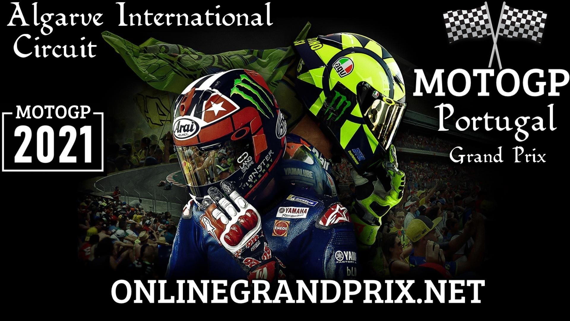Portugal MotoGP Live Stream 2021   Full Race Replay