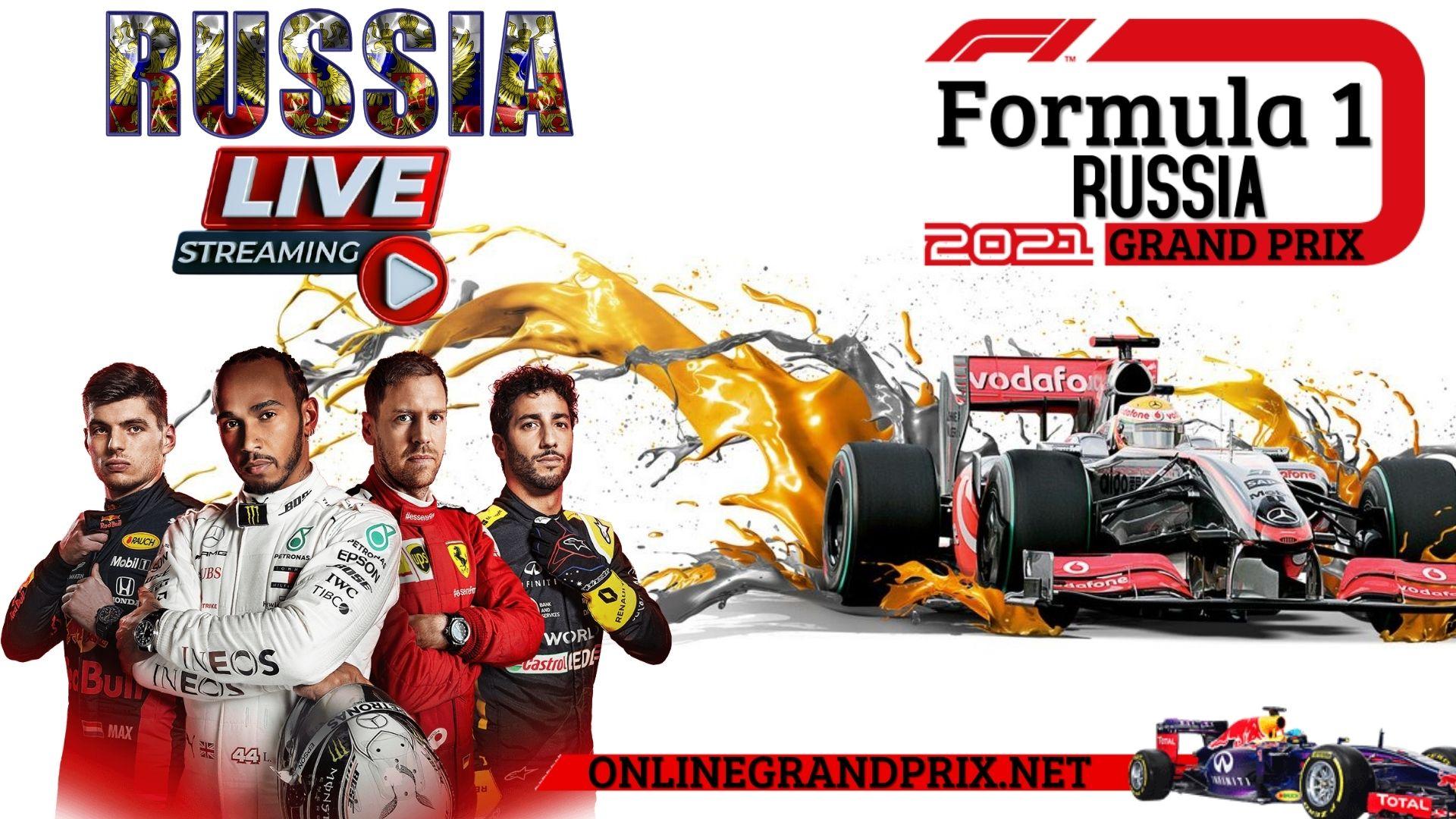 F1 Russian GP Live Stream 2021 | Full Race Replay