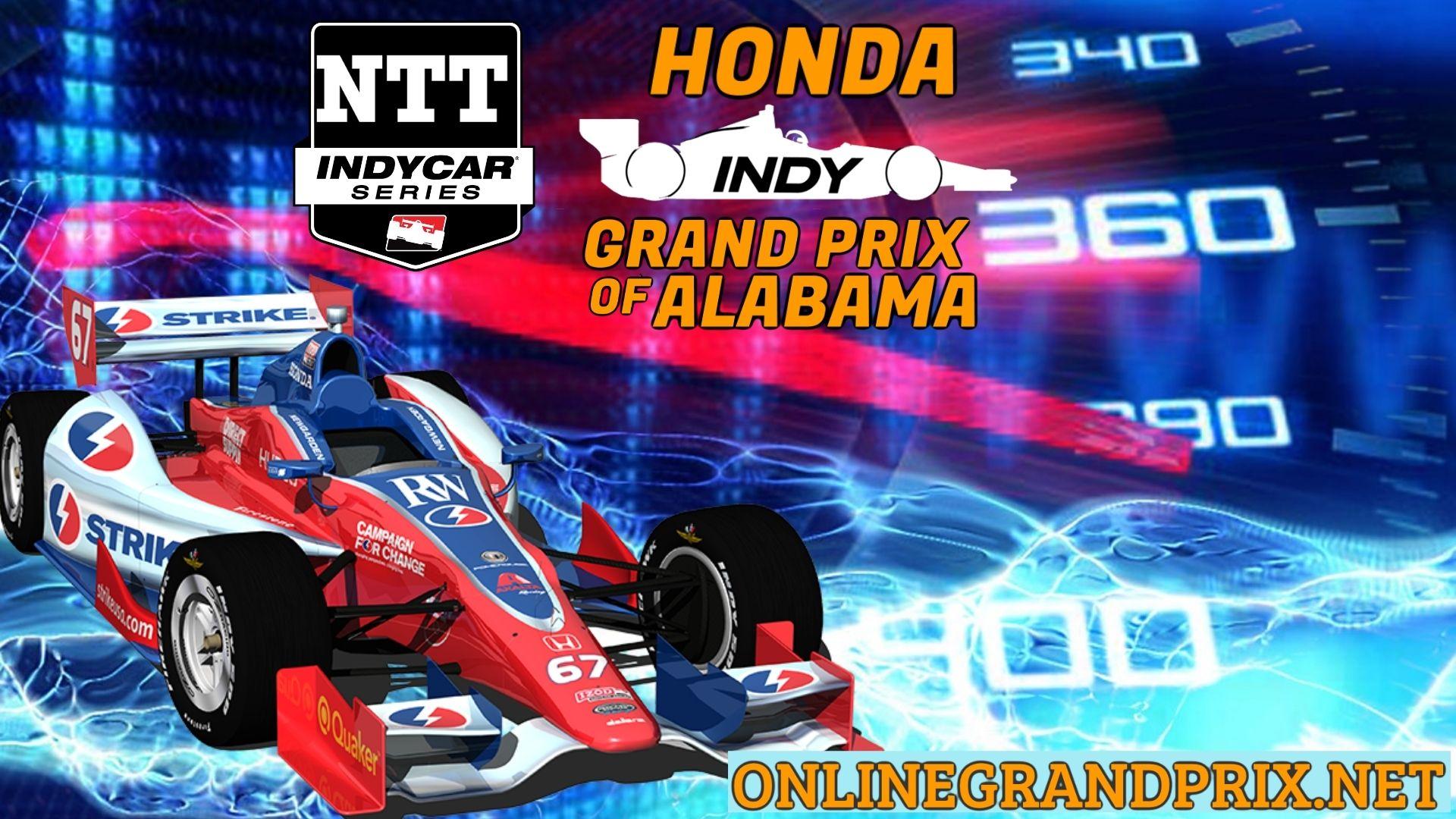 Honda Indy GP Of Alabama Live Stream 2021   INDYCAR