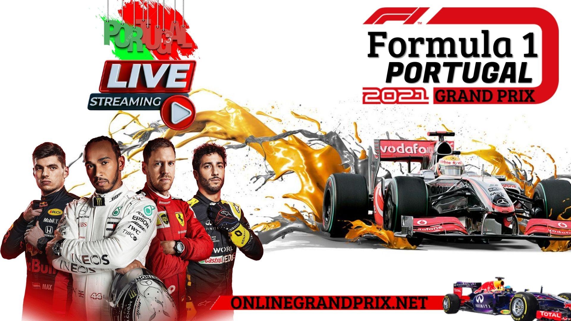 F1 Portugal GP Live Stream 2021   Full Race Replay