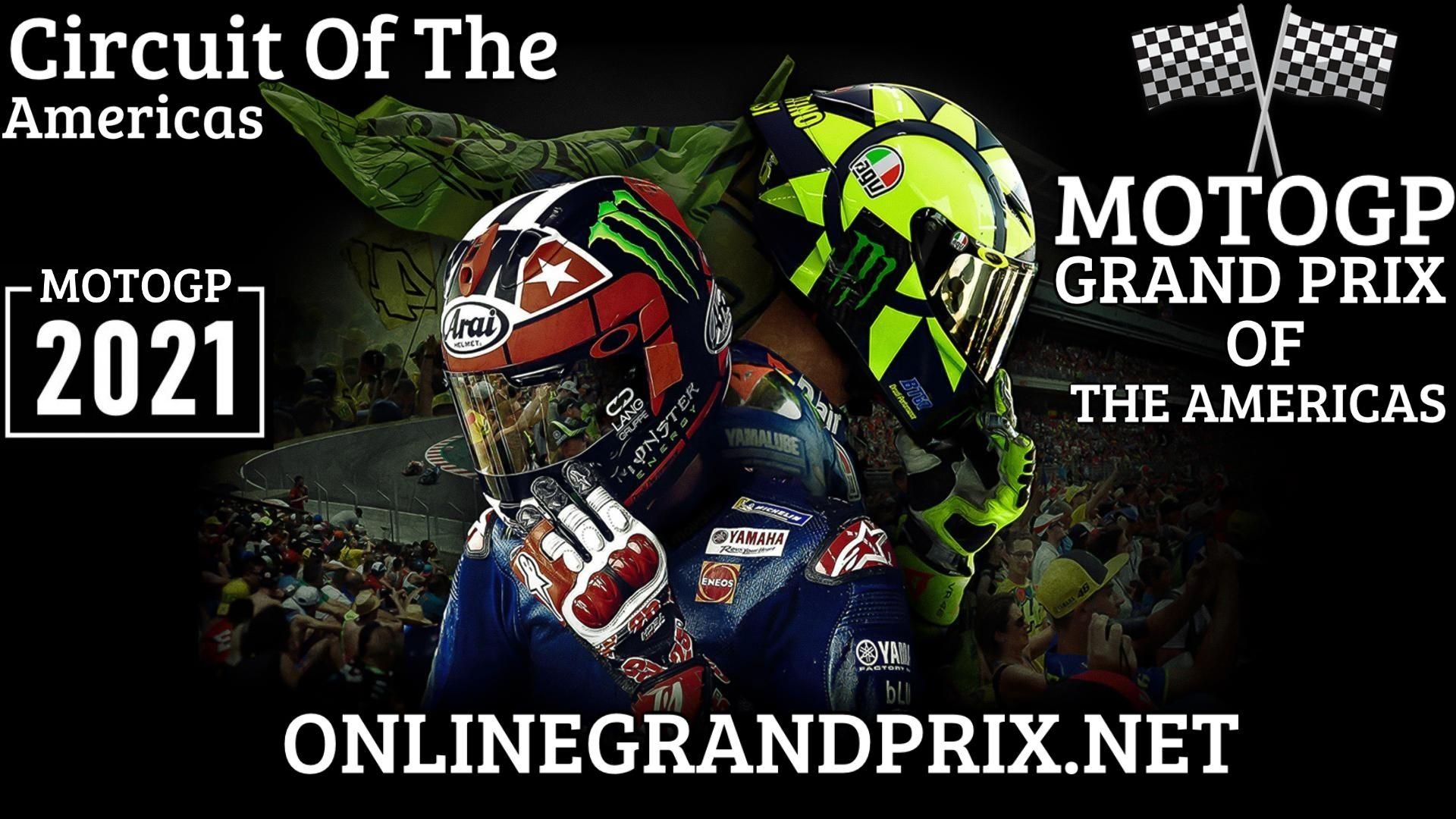 Americas MotoGP Live Stream 2021 | Full Race Replay